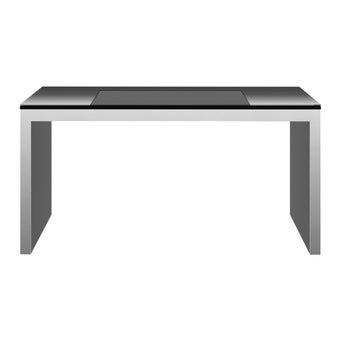 เฟอร์นิเจอร์สำนักงาน โต๊ะทำงาน รุ่น Grande สีสีดำ-SB Design Square