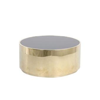 โต๊ะกลาง ขนาด 100 ซม. รุ่น Wawa สีทอง