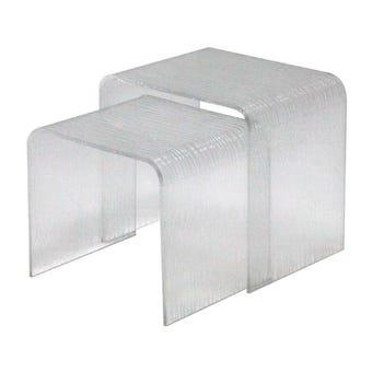 โต๊ะข้าง โต๊ะข้างไฟเบอร์กลาส รุ่น Adino-SB Design Square