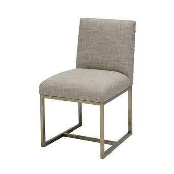 เก้าอี้ รุ่น 644732 สีน้ำตาลอ่อน-00