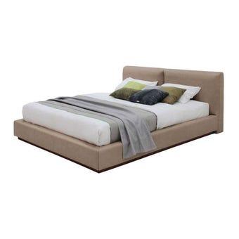 ชุดห้องนอน เตียง รุ่น Finetti สีสีน้ำตาล-SB Design Square