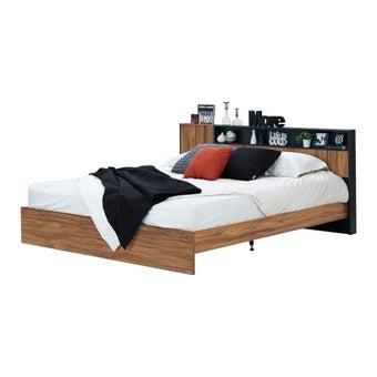 ชุดห้องนอน เตียง รุ่น Diago สีสีน้ำตาล-SB Design Square