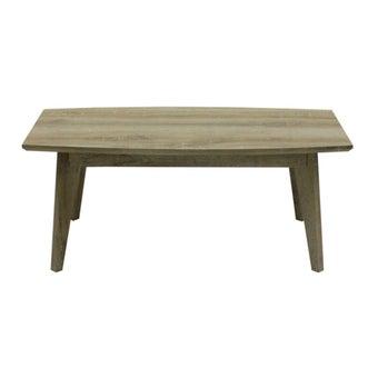 โต๊ะกลาง โต๊ะกลางไม้ล้วน รุ่น Lioly-SB Design Square