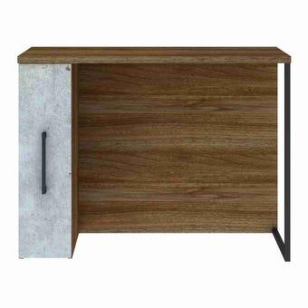 เฟอร์นิเจอร์สำนักงาน โต๊ะทำงาน รุ่น Bricko สีสีน้ำตาล-SB Design Square
