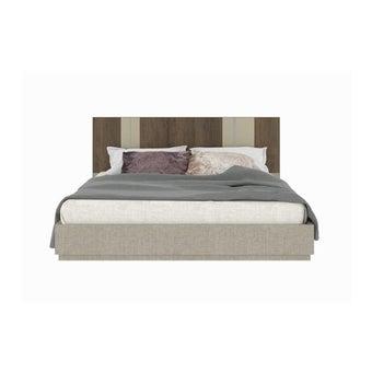 ชุดห้องนอน เตียง รุ่น Estano สีสีอ่อน-SB Design Square