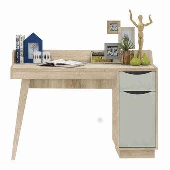 ห้องรับแขก โต๊ะทำงาน รุ่น Backus สีสีโอ๊ค-SB Design Square