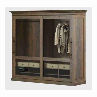 ตู้เสื้อผ้าขนาด 240 ซม. รุ่น Blaze-01