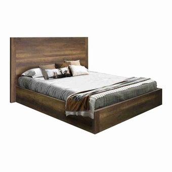 เตียงนอน ขนาด 6 ฟุต รุ่น Woodwild-01