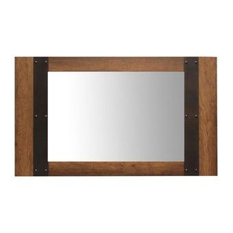 กระจก รุ่น Woodwild