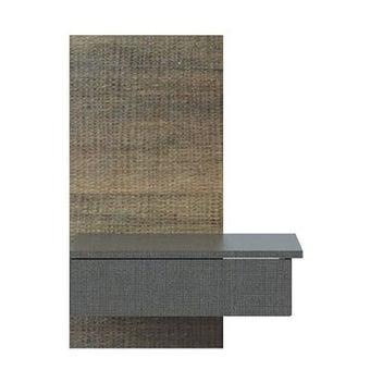 ชุดห้องนอน ตู้ข้างเตียง รุ่น Onyx สีสีเทา-SB Design Square