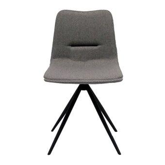 เก้าอี้ทานอาหาร เก้าอี้เหล็กเบาะผ้า รุ่น Thana-SB Design Square