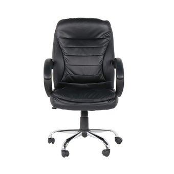 เก้าอี้สำนักงาน รุ่น Zetta#3 สีดำ-01