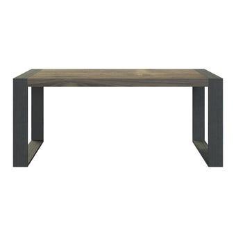 เก้าอี้ทานอาหาร เก้าอี้เหล็กเบาะไม้ รุ่น Fania-SB Design Square