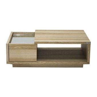 โต๊ะกลาง โต๊ะกลางไม้ล้วน รุ่น Penny-SB Design Square