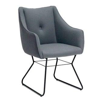 เก้าอี้เบาะผ้า Judith-00