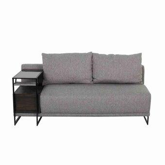 โซฟาผ้า โซฟา 3 ที่นั่ง รุ่น Dommus สีสีเทา-SB Design Square