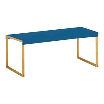 โต๊ะกลาง รุ่น Kilo สีน้ำเงิน