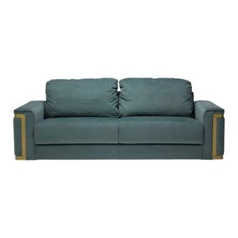 โซฟาผ้า โซฟา 3 ที่นั่ง รุ่น Nitoya สีสีเขียว-SB Design Square