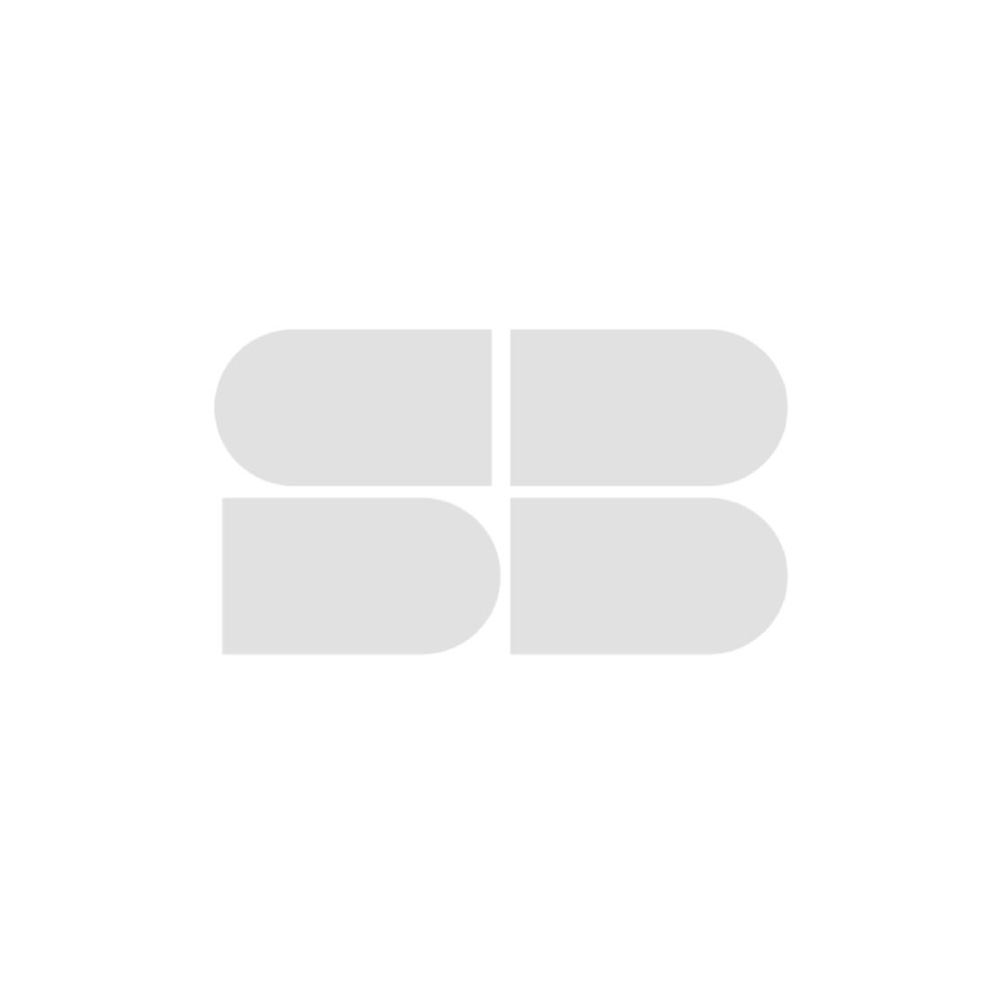 โต๊ะข้าง โต๊ะข้างเหล็กท๊อปกระจก รุ่น Kamoni สีสีครีม-SB Design Square