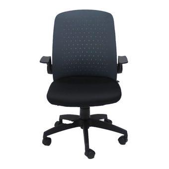 เฟอร์นิเจอร์สำนักงาน เก้าอี้สำนักงาน รุ่น Loxy-SB Design Square