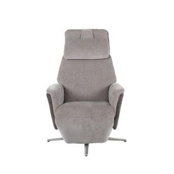 เก้าอี้พักผ่อน ขนาดเล็กกว่า 1.8 ม. รุ่น Carolyn สีเทา-03