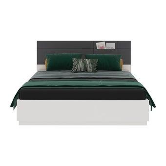 ชุดห้องนอน เตียง รุ่น Minimo-B สีสีขาว-SB Design Square