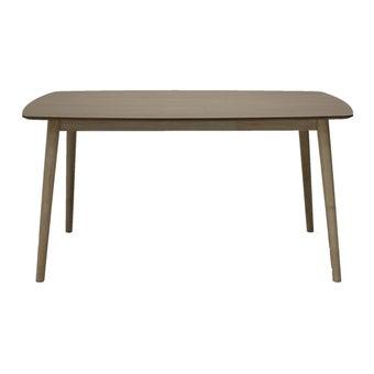 โต๊ะทานอาหาร โต๊ะอาหารไม้ล้วน รุ่น Izumi-SB Design Square