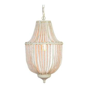 โคมไฟ โคมไฟแขวน รุ่น Vintage สีสีครีม-SB Design Square