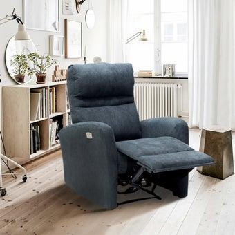 เก้าอี้พักผ่อน ขนาดเล็กกว่า 1.8 ม. รุ่น Lioral สีเทา 08