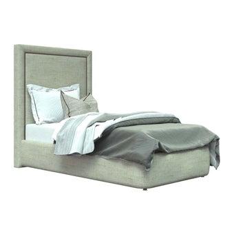 เตียงนอน รุ่น Atthis-A สีครีม