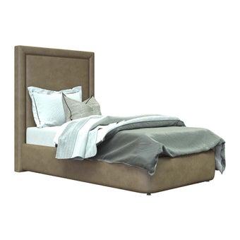 เตียงนอน รุ่น Atthis-A สีน้ำตาล