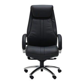 เก้าอี้สำนักงาน รุ่น U-Grandy สีดำ