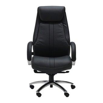 เก้าอี้สำนักงาน รุ่น U-Grandy สีดำ-01