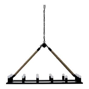 โคมไฟ โคมไฟแขวน รุ่น Loft สีสีดำ-SB Design Square