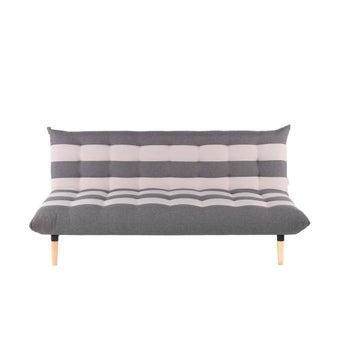 โซฟาผ้า โซฟาเบด รุ่น Minda สีสีเทา-SB Design Square