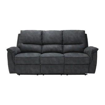 โซฟาผ้า เก้าอี้พักผ่อน 3 ที่นั่ง-SB Design Square