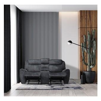 เก้าอี้พักผ่อน รุ่น Zuberka สีเทา-01
