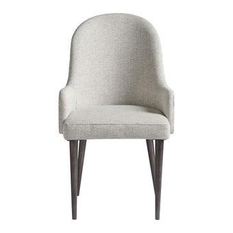 เก้าอี้ รุ่น Nina Magon สีเทา-00