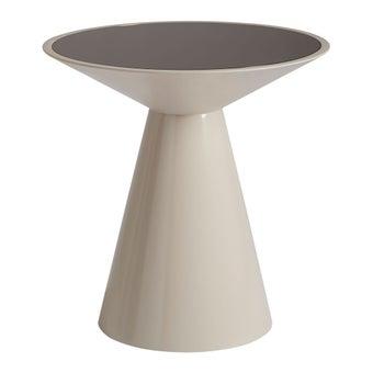 โต๊ะข้าง รุ่น Nina Magon สีครีม-00