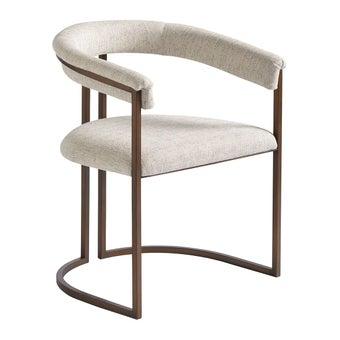 เก้าอี้ รุ่น Modern Onyx สีน้ำตาล-00