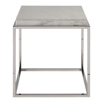 โต๊ะข้าง รุ่น Modern Flint สีขาว-00