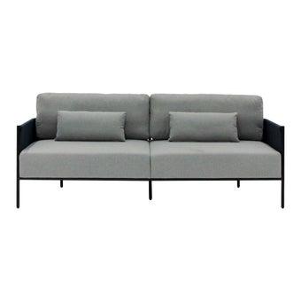 โซฟาผ้า โซฟา 3 ที่นั่ง รุ่น Hedia-SB Design Square
