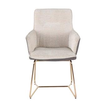 เก้าอี้ รุ่น Yony สีน้ำตาล-01