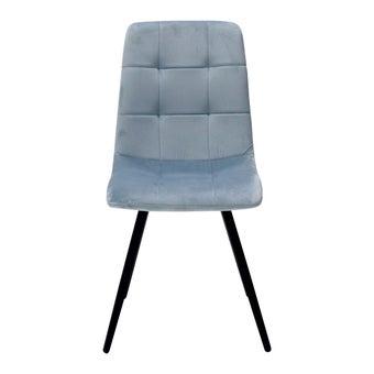 เก้าอี้ทานอาหาร เก้าอี้เหล็กเบาะผ้า รุ่น Yipsang-SB Design Square