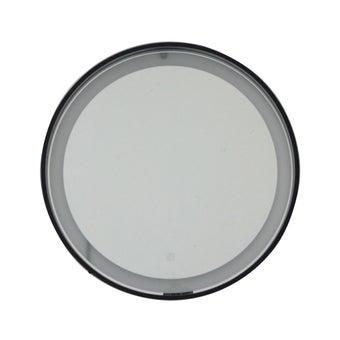 MIRROR-LED/LA337A/วงกลมขอบดำ