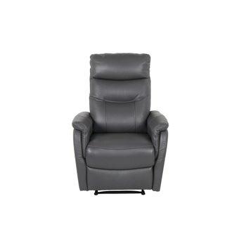 เก้าอี้พักผ่อน รุ่น Liliana สีเทาเข้ม