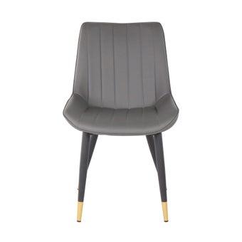เก้าอี้ รุ่น Ladela สีเทา-01