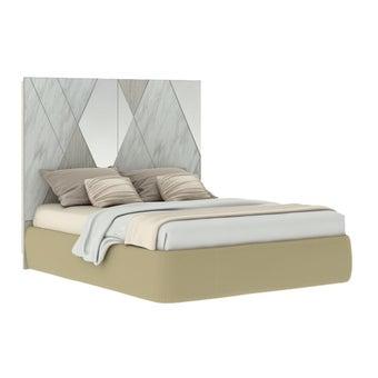เตียงนอน รุ่น Arbalone หลากสี (No LED)