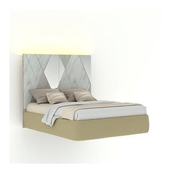 เตียงนอน รุ่น Arbalone หลากสี (LED)