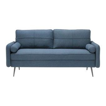 โซฟาผ้า 3 ที่นั่ง รุ่น Flavour สีฟ้า-02